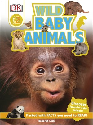 cover image of Wild Baby Animals
